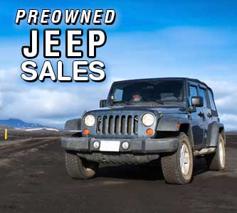 Vince Capcino Pre-owned Jeeps for Sale in Northeast Philadelphia 19136